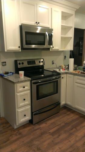 Best 25 allure flooring ideas on pinterest grey vinyl for Allure kitchen cabinets