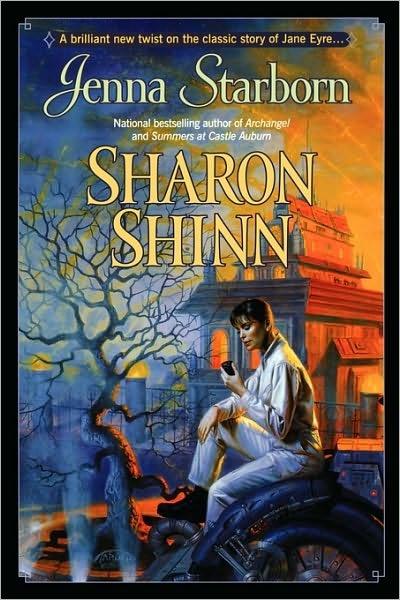 Jenna Starborn - Sharon Shinn. Read in English.