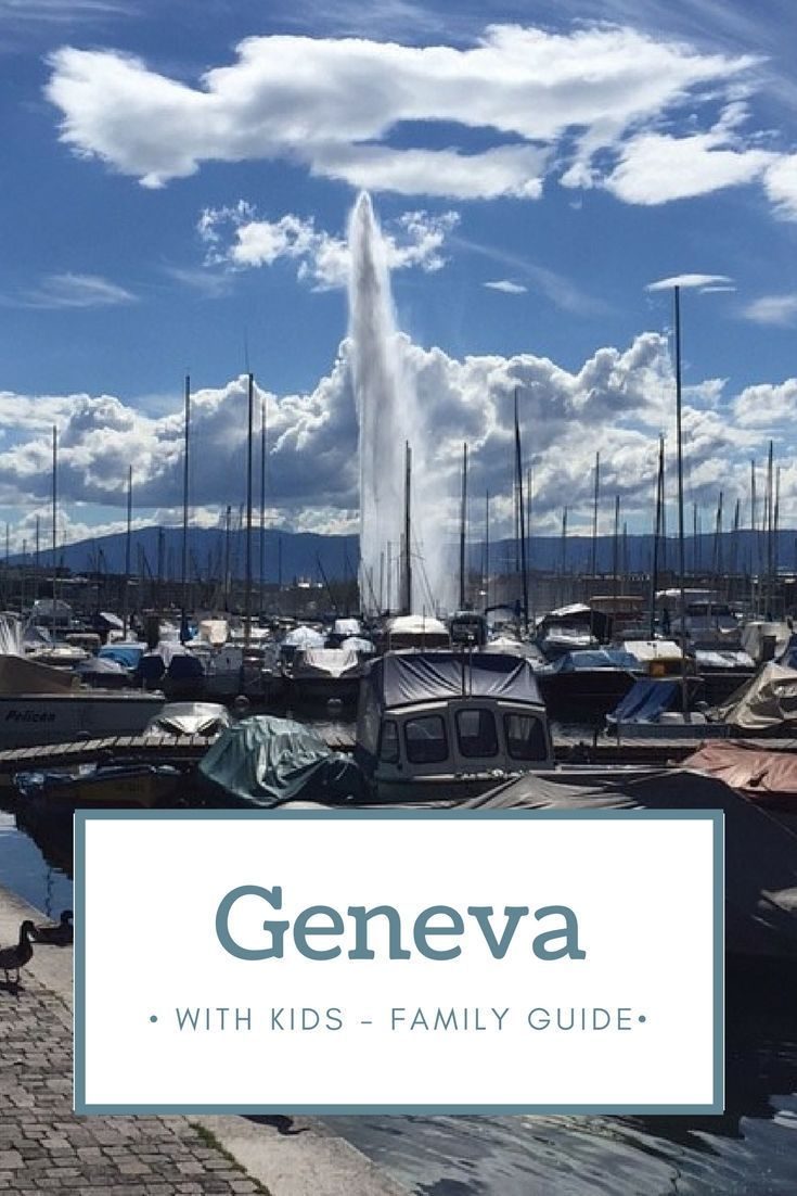 What are the best things to do in Geneva with kids? In this family guide, we share our favourite child-friendly itinerary around Geneva, Switzerland, Geneva attractions for kids and tips and advice to make the most of your stay in Geneva with kids. Geneva