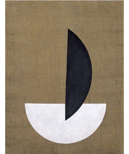 László Moholy-Nagy,Circle Segments,1921