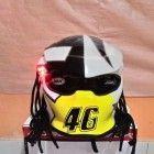 Predator Motorcycle Helmet Street Fighter - Valentino 46