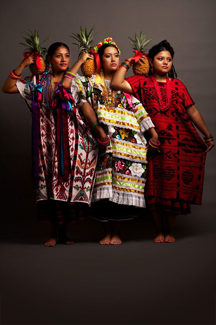 Oaxaca desde adentro - Papaloapan Flor de Piña