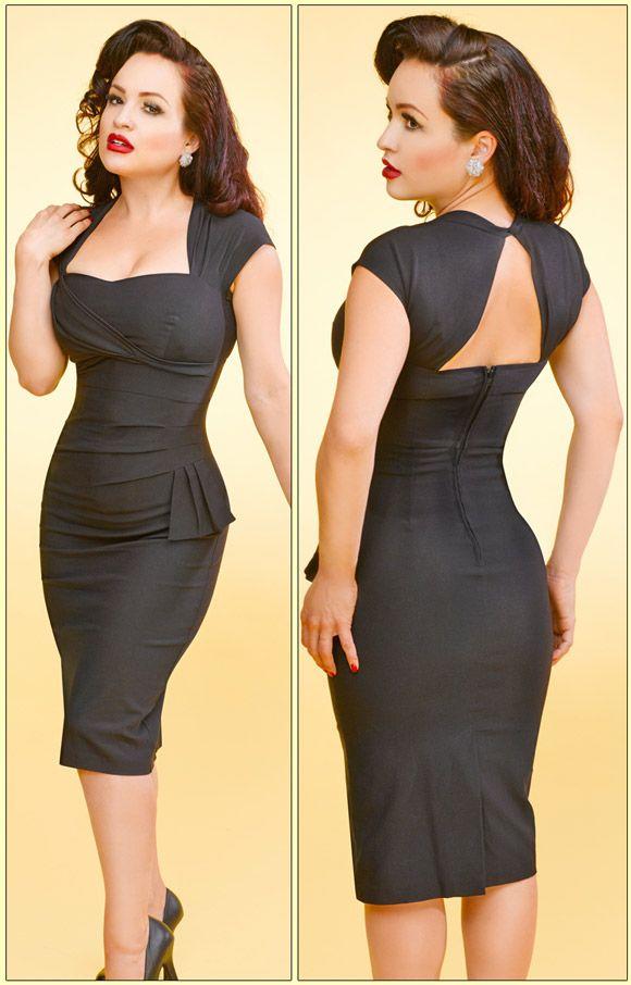Stop Staring Uma Dress
