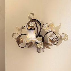 Floral Design Wall Sconces SF1454.10