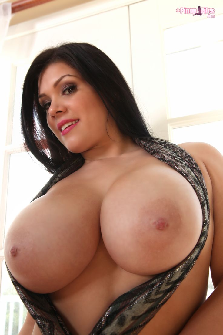 Girl boobs huge tits fake