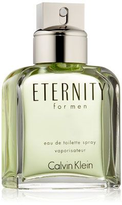 Top 10 Best Long Lasting Perfumes For Men: 4. Calvin Klein ETERNITY for Men Eau de Toilette