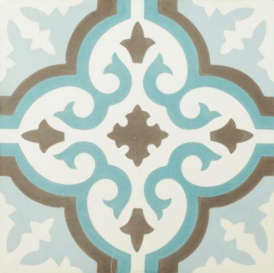 VN Azule 28 Portugese cementtegel van Designtegels.nl