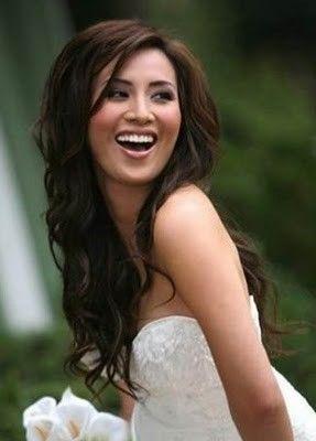 Romantic wavesHair Ideas, Hair Down, Bridesmaid Hair, Long Hairstyles, Wavy Hair, Curls, Longhair, Hair Style, Wedding Hairstyles