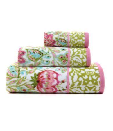 Dena home ikat bath towels dena home at dillard 39 s pinterest home towels and bath towels for Dillards bathroom accessories sets