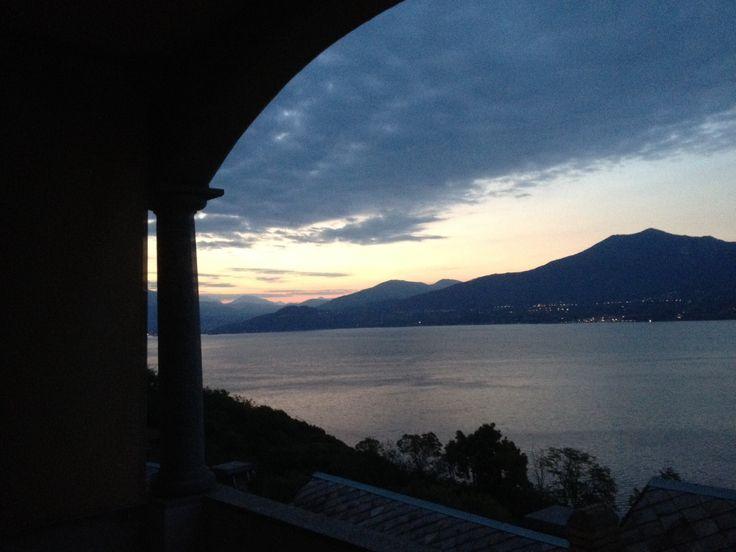 Lago Maggiore, Piemonte, Italia