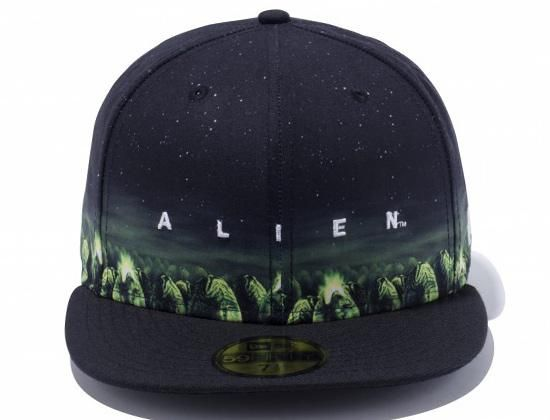 Alien Egg 59Fifty Fitted Cap by NEW ERA x 20TH CENTURY FOX ... 9a18c2314bb7