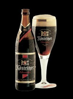 Kostritzer Schwarzbier - Germany  A warm, coppery-black lager that is rich and malty with a hint of caramel flavor.  It gives a tinge of bitterness and leaves a crisp finish with almost no hop flavor.