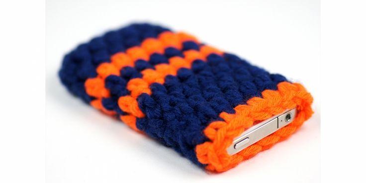 Gratis Zelfmaakidee: MyBoshi Iphone-hoesje haken