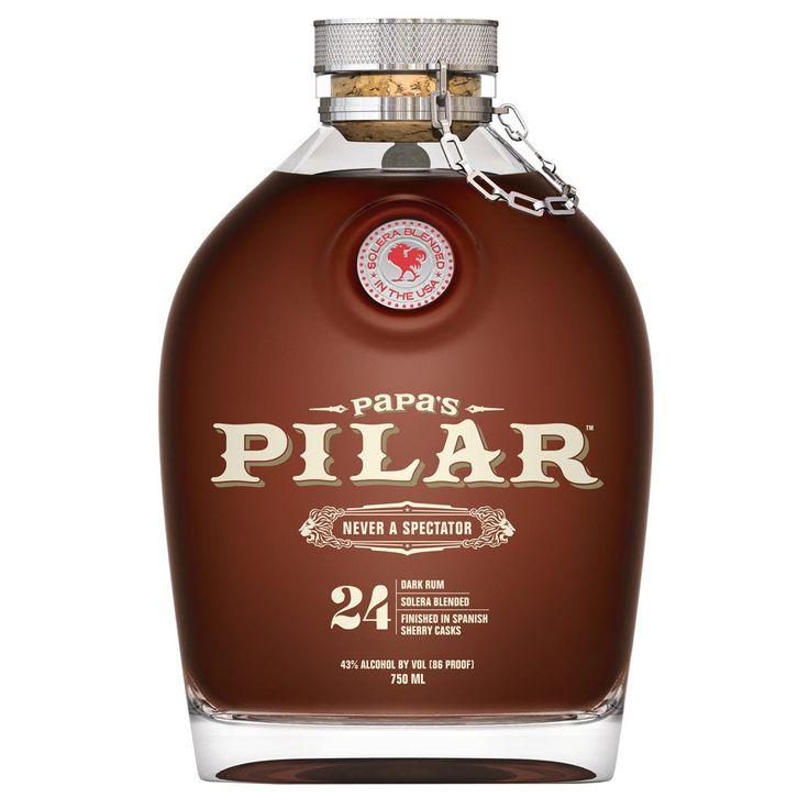 Papas Pilar Dark Rum