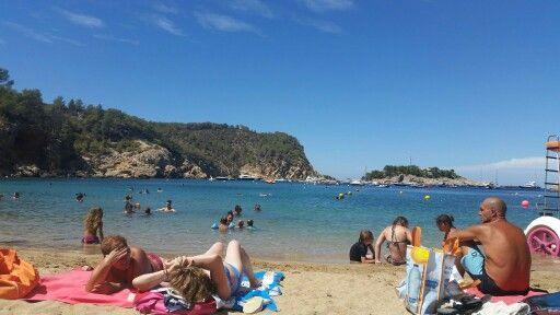 San Miguel Beach Club view from the beach