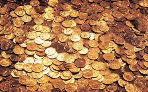Me gusta coleccionar monedas.