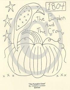 The Pumpkin Crow - Click Image to Close