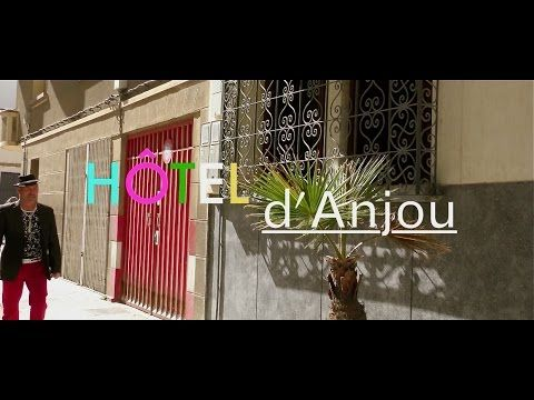 Hôtel d'Anjou (Tanger-Maroc)