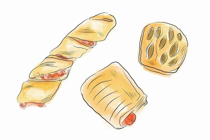Kedvenc péksüti válogatásunk :)