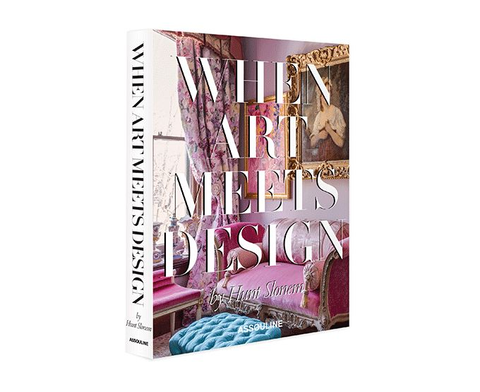 When Art Meets Design Offers An Exciting View Into Artist Hunt Slonems Fantastically Decorated And Meticulously