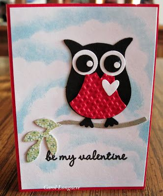 Our Little Inspirations: Owl Valentines