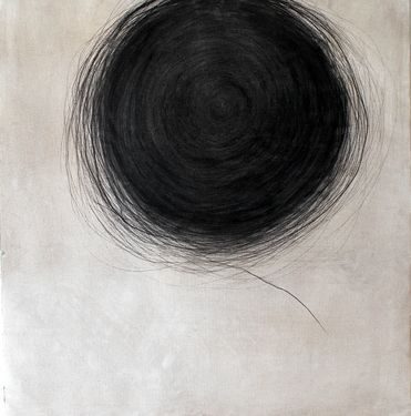 "Saatchi Online Artist Gyula Sági; Drawing, ""No. 2. "" #art"