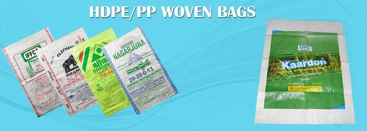 HDPE Woven Fabrics | Printed BOPP Bags | PP Woven Fabrics Ahmedabad