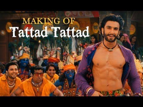 Tattad Tattad (Ramji Ki Chaal) Song Making   Ram-leela