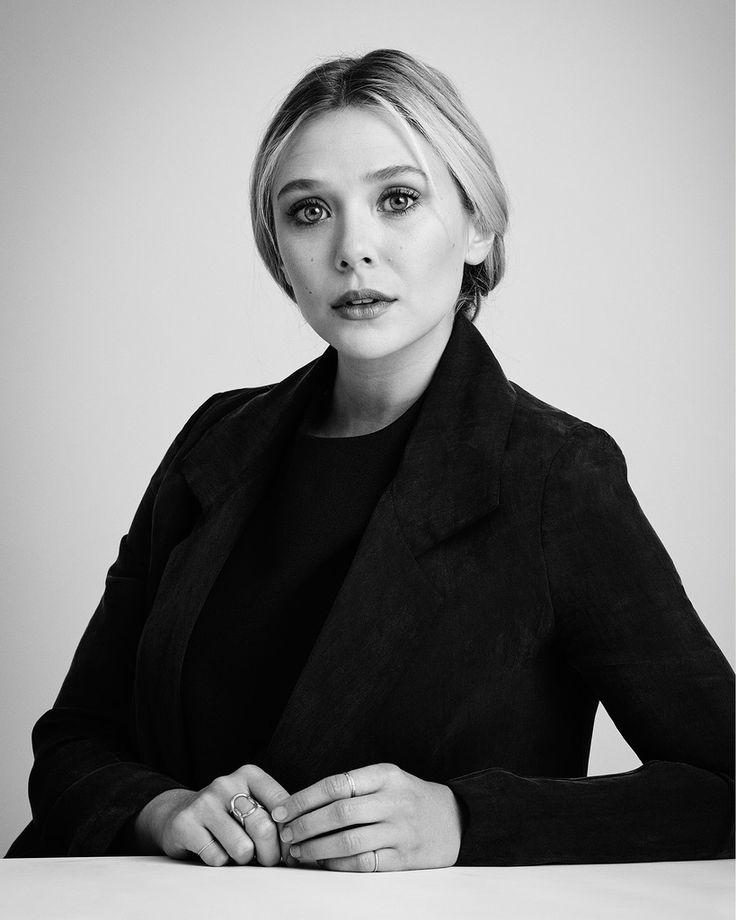 Элизабет Олсен — Фотосессия для «I Saw the Light» на «TIFF» 2015 – 9