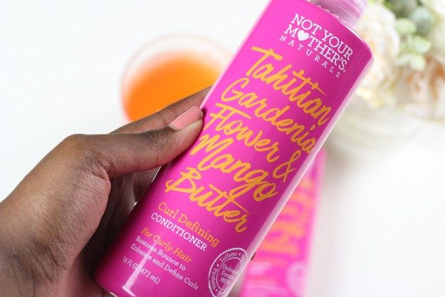 NOT YOUR MOTHER'S NATURALS CURL DEFINING PRODUCT REVIEW
