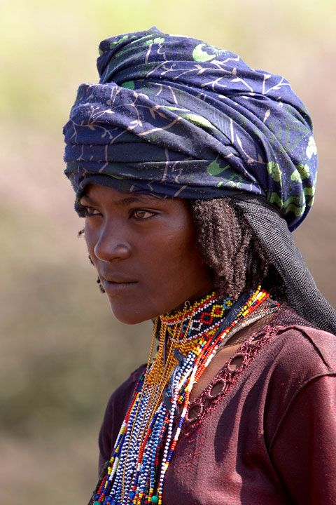 Beautiful women of the Horn of Africa Borana