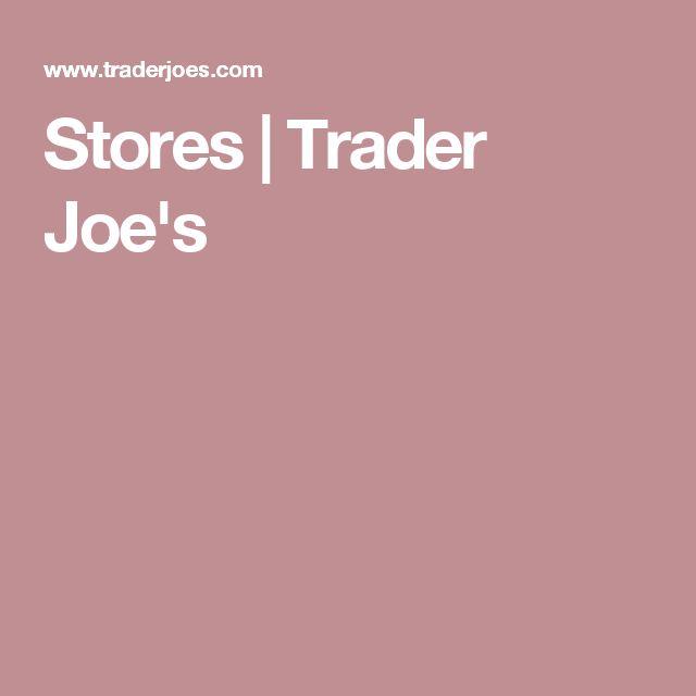 Stores | Trader Joe's
