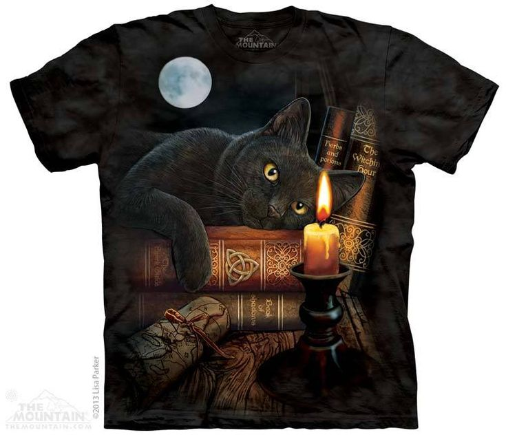 The Mountain - The Witching Hour T-Shirt, $20.00 (http://shop.themountain.me/the-witching-hour-t-shirt/)