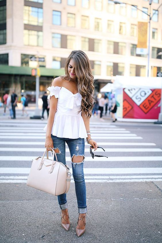 @evatornado street style chic outfit