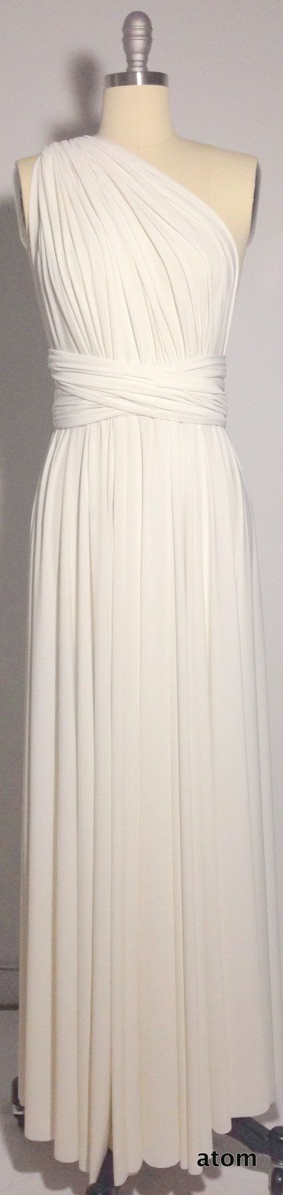 Hey, I found this really awesome Etsy listing at https://www.etsy.com/listing/203615536/white-long-maxi-infinity-dress-gown