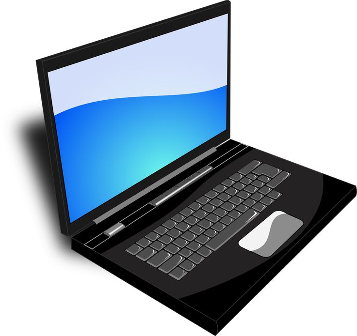 Laptop Vector Image, nice!