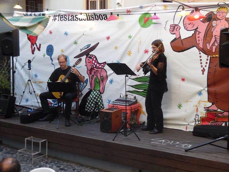 Duo Corcova, Renovar a Mouraria, Lisboa