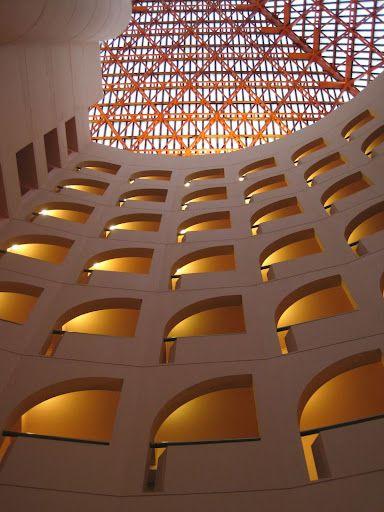 L'intérieur du Crayon, Hôtel Radisson