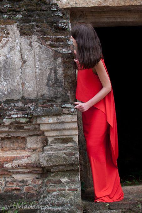 • ręcznie zrobione sukienki, ubrania - lakszmi sukienka