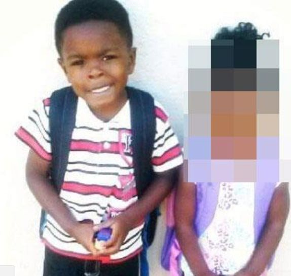 An eight-year-old boy has died after being beaten with a hammer while trying to protect his younger sister from a child molester.  The child was attacked by his mother's former partner 23-year-oldDeandre Chaney Jr.  Chaney Jr attacked Dante Daniels with a hammer after the young child tried to stop him from committing a lewd act on his seven-year-old sister Danae according to a criminal complaint.The complaint also statesChaneyJr used lighter fluid in the attack.  Dantes grandmother Monique…