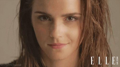 Resultado de imagen para GIF Emma Watson
