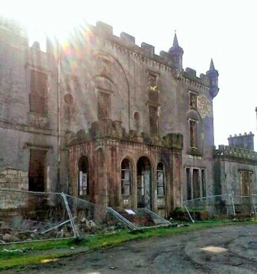Caldwell House | Abandoned in Scotland pic 1/2