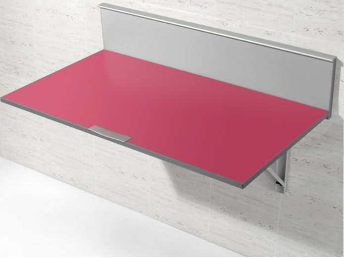 Les 25 meilleures id es de la cat gorie table murale for Table de cuisine pliable