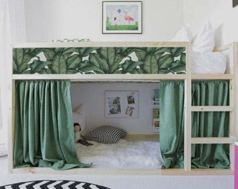 Ikea Etagenbett Vorhang : Ikea hochbett vorhang u2013 wohn design
