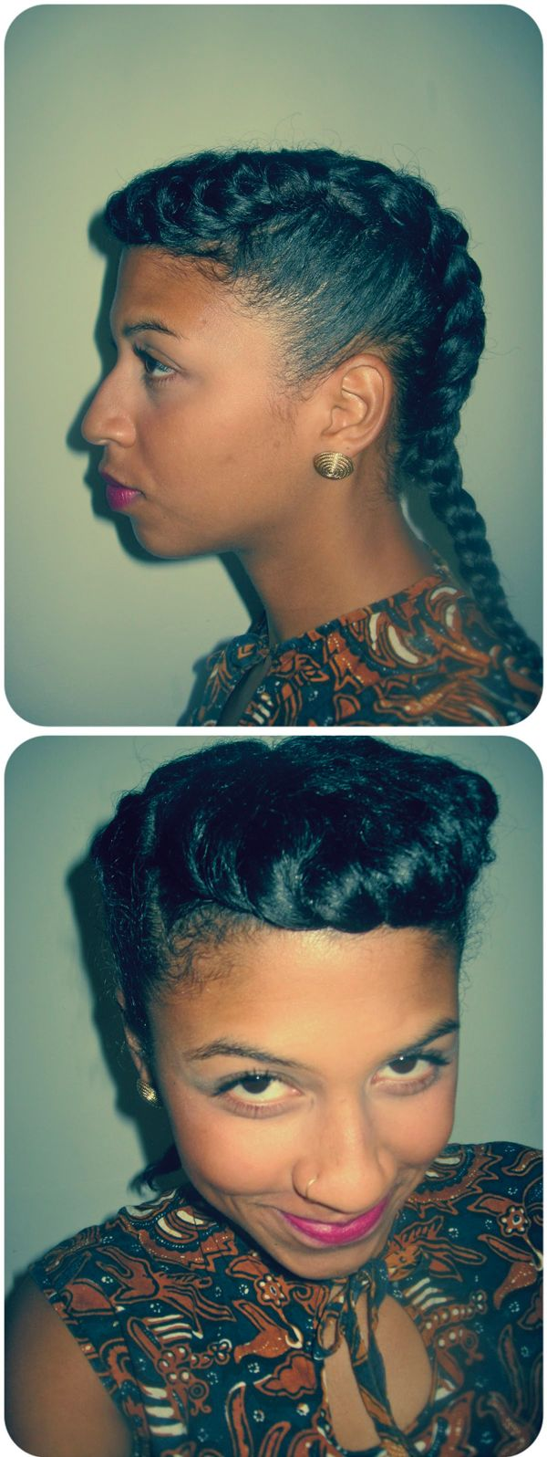 115 best natural hairstyles images on pinterest | hairstyles
