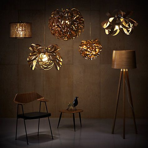 Buy Tom Raffield Skipper Pendant Light Online at johnlewis.com