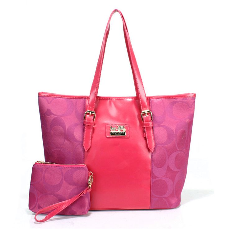low-priced Coach Signature Pink Poppy Handbag on sale online, save up to 90% off dokuz limited offer, no taxes and free shipping.#handbags #design #totebag #fashionbag #shoppingbag #womenbag #womensfashion #luxurydesign #luxurybag #coach #handbagsale #coachhandbags #totebag #coachbag