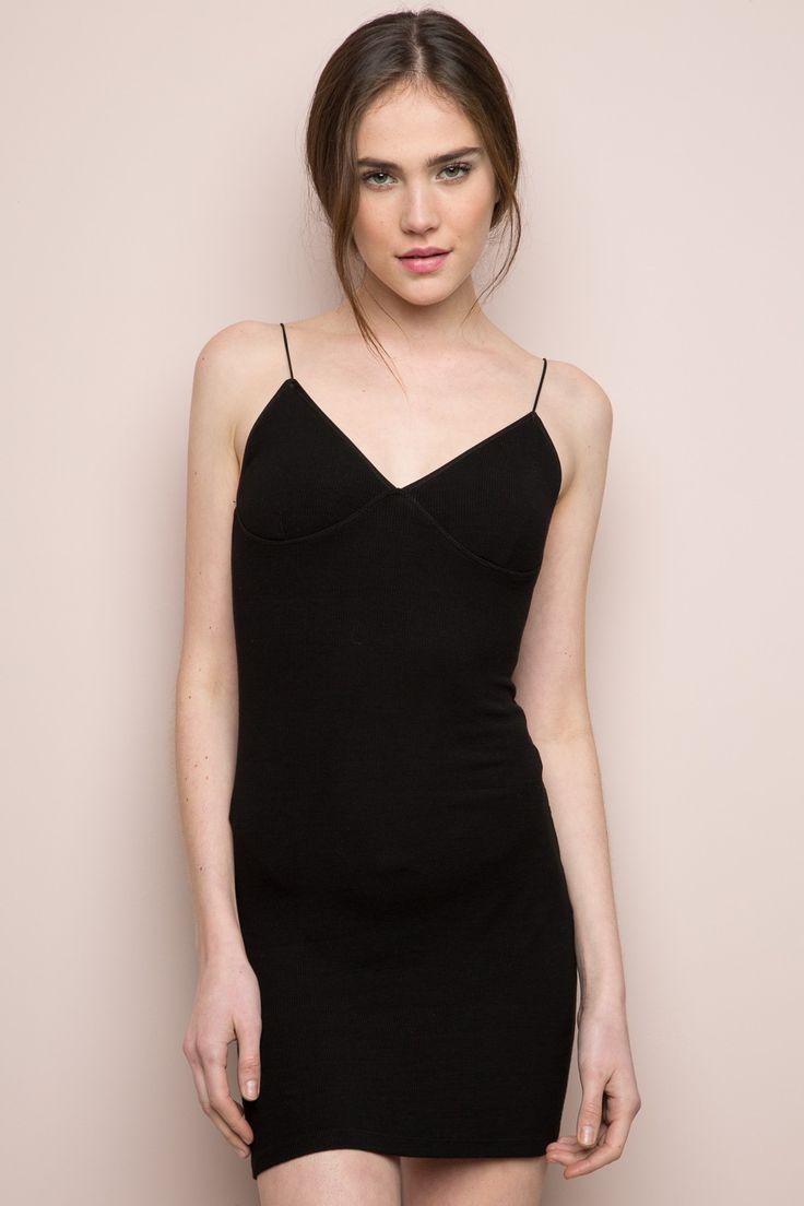 Black t shirt dress brandy melville - Brandy Melville Pfeiffer Dress Clothing