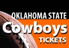 Oklahoma State Football Tickets - Bedlam - 2 years in a row... CHECK!!! :)