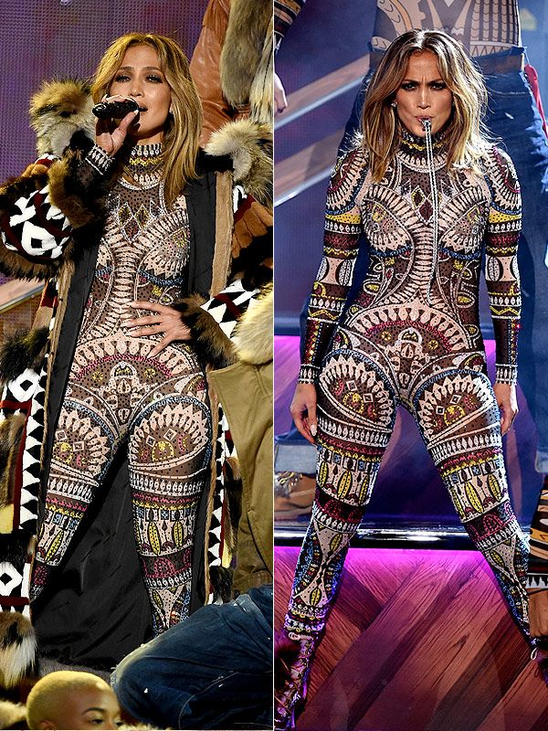American Music Awards 2015: Jennifer Lopez Changes 10 (!) Times While Hosting http://stylenews.peoplestylewatch.com/2015/11/23/jennifer-lopez-outfit-changes-american-music-awards/